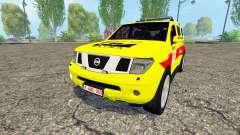 Nissan Pathfinder (R51) Belgian MUG Klina