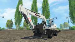 Terex TW 170 for Farming Simulator 2015