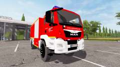 MAN TGS 18.480 Feuerwehr for Farming Simulator 2017