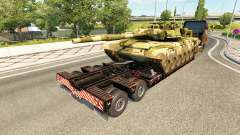 Semi carrying military equipment v1.7
