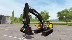 Volvo EC300E v3.2 for Farming Simulator 2017