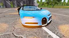 Bugatti Chiron for Farming Simulator 2017