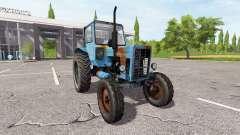 MTZ 80 Belarus for Farming Simulator 2017