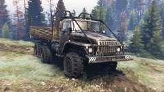 Ural 4320 v8.0