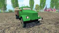 GAS 51 green