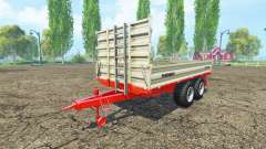 Puhringer bale trailer for Farming Simulator 2015
