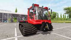 PistenBully 600 for Farming Simulator 2017