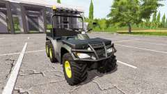 Polaris Sportsman Big Boss 6x6 for Farming Simulator 2017