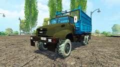 The KrAZ B18.1 agricultural nickname v1.1
