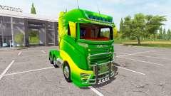 Scania R1000 John Deere