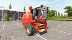 Bizon Z058 for Farming Simulator 2017