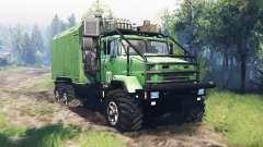 KrAZ 63221 v4.0