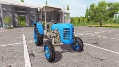Zetor 3011 for Farming Simulator 2017