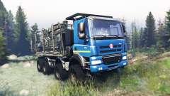 Tatra Phoenix T 158 8x8 v9.0 for Spin Tires