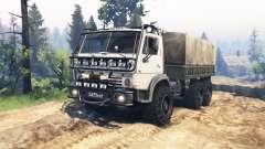 KamAZ 4310М v2.0 for Spin Tires