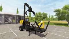 Bucksaw Loader for Farming Simulator 2017