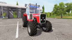 Massey Ferguson 698T for Farming Simulator 2017