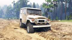 Toyota FJ40 for Spin Tires