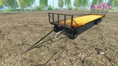 Fliegl DPW 180 v4.1 for Farming Simulator 2015