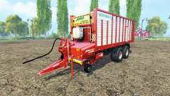 POTTINGER Jumbo 6610 for Farming Simulator 2015