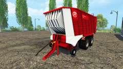 Lely Tigo PR 70 for Farming Simulator 2015