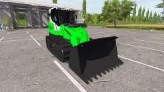 Liebherr LR 634 for Farming Simulator 2017