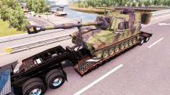 Semi carrying military equipment v1.0.1