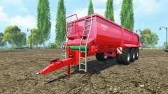 Krampe Bandit 980 for Farming Simulator 2015