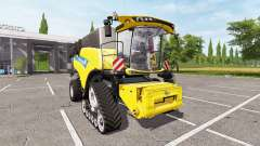 New Holland CR10.90 v1.2 for Farming Simulator 2017