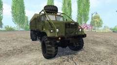 KrAZ 257 for Farming Simulator 2015