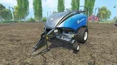 New Holland BigBaler 1270 for Farming Simulator 2015