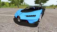 Bugatti Vision Gran Turismo v1.1 for Farming Simulator 2017