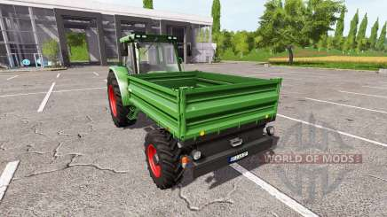 Fendt GT255 v1.0.0.1 for Farming Simulator 2017