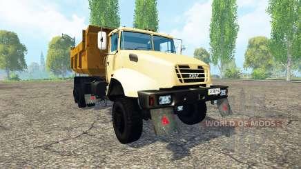 KrAZ C18.1 for Farming Simulator 2015