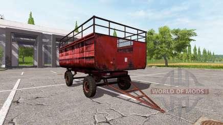 Sinofsky trailer for Farming Simulator 2017