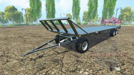 Fliegl DPW 180 autoload for Farming Simulator 2015