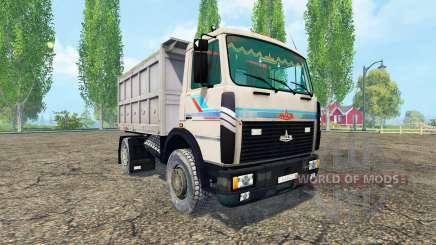 MAZ 5551 v2.0 for Farming Simulator 2015