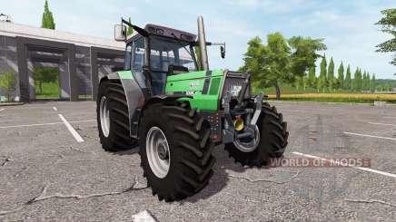 Deutz-Fahr AgroStar 6.31 for Farming Simulator 2017