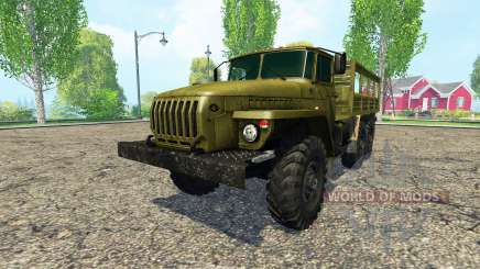 Ural 4320 for Farming Simulator 2015