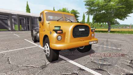 Tatra T148 for Farming Simulator 2017
