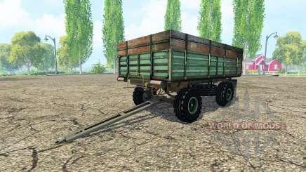Remorca RM2 for Farming Simulator 2015