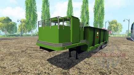 Separarately trailer for Farming Simulator 2015