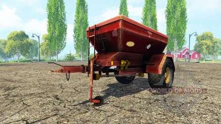 Bredal K85 v2.0 for Farming Simulator 2015