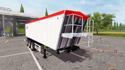 Fliegl GreenLine for Farming Simulator 2017