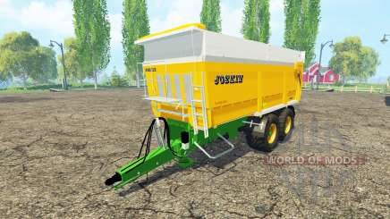 JOSKIN Trans-Space 7000-23 for Farming Simulator 2015