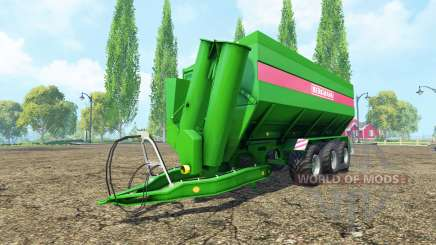 BERGMANN GTW 430 v1.1 for Farming Simulator 2015