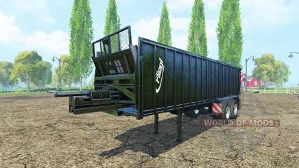 Fliegl ASS 298 wood for Farming Simulator 2015