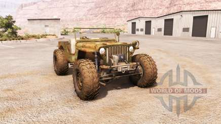 Jeep Hell v0.5.1 for BeamNG Drive