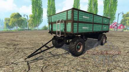Mengele DR 57 for Farming Simulator 2015