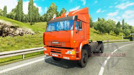 KamAZ 65225-22 for Euro Truck Simulator 2